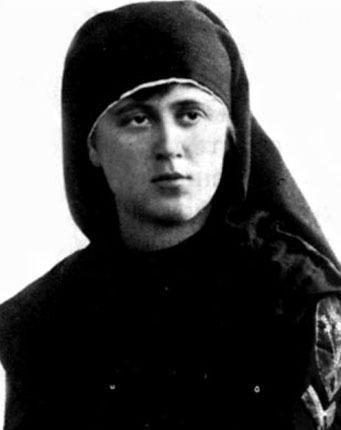 enfermera del regimiento kornilov