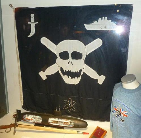 flag jolly roger conqueror