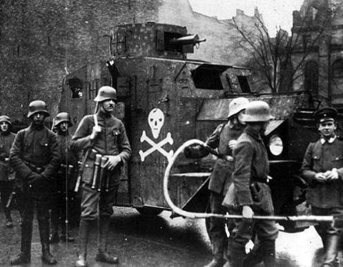 freikorps-munich