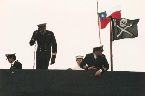 HMS Sealion1987