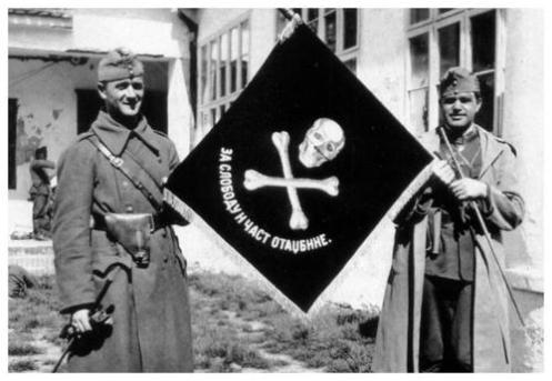 Hungs with Captured Flag