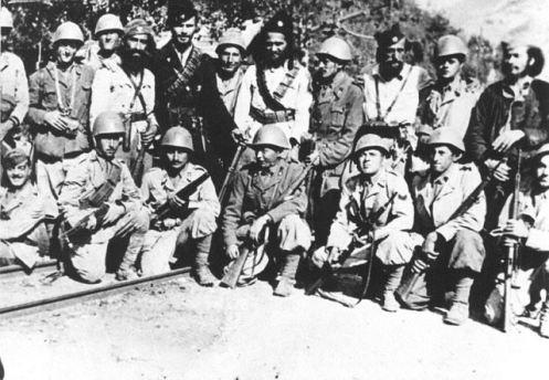 Italijani_i_četnici_u_Jablanici_1943