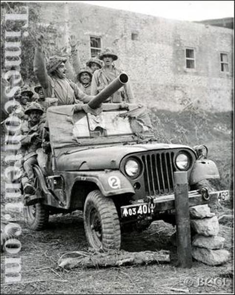 Jubilant Indian Jawans 1971