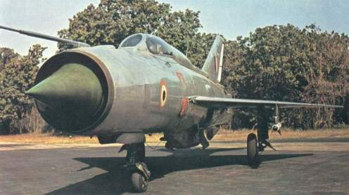 MiG-21 indian