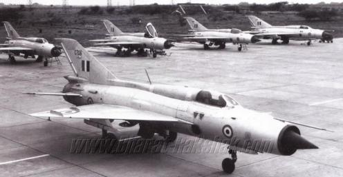 MiG-21FL (Type-77)