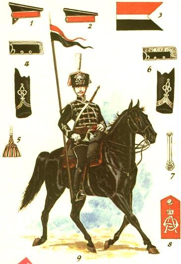 regimiento Húsares de Alejandría (2)
