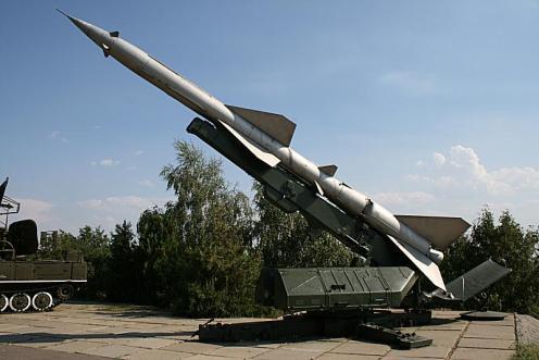 sa-2 missile