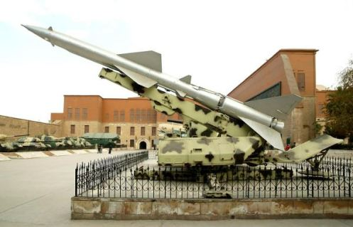 SA-2_Guideline_S-75_ground-to-air_missile_system