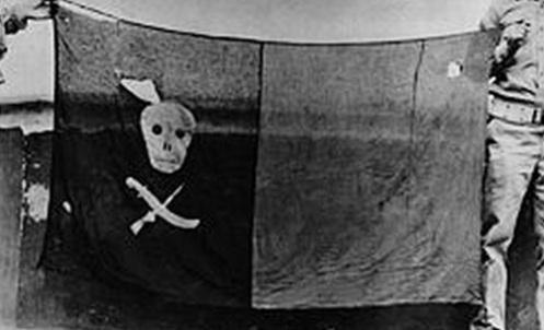 sandino flag.