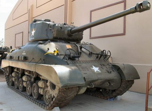 sherman M4a1-