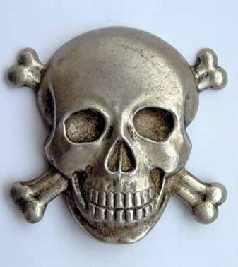 skull brigate nere