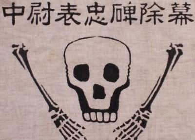 Tenegui flag skull squadron