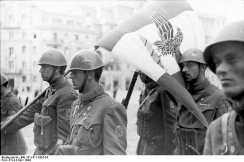 Italien, italienische Soldaten