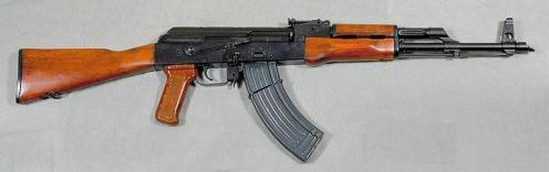 AKM_automatkarbin,_Ryssland 7,62x39mm_