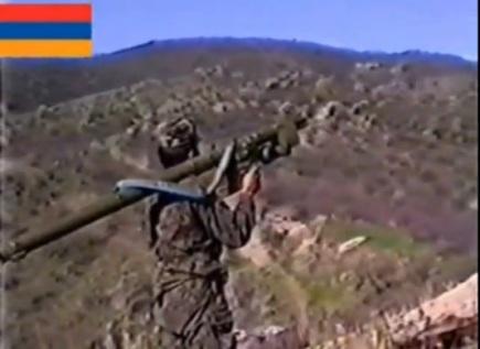 Armenian Soldier