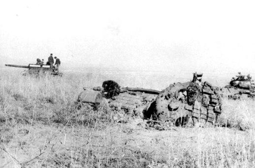 Azerbaiyán tanques T-72