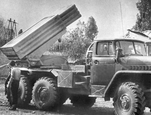BM-21 GRAD guerra de nagorno-karabaj