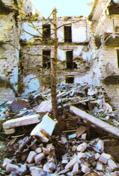 Bombardeo de Stepanakert