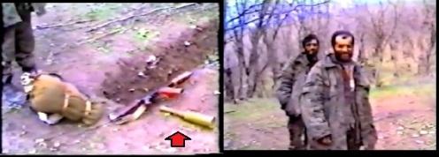 combatientes armenios, nagorno karabaj 1988-1994.