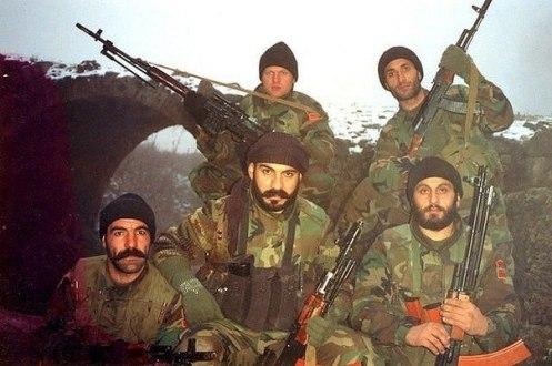 cruzados guerra de nagorno-karabaj