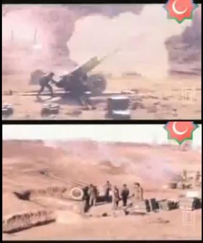 D-30 122mmde Azerbaiyan guerra de nagonro-karabaj 88-94.