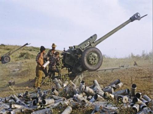 D-30 guerra de nagorno-karabaj