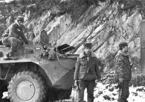 Fuerzas de Azerbaiyán -guerra de nagorno-karabaj.