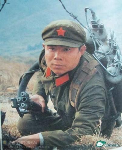 guera sino-vietnamita 1979-lanzallamas
