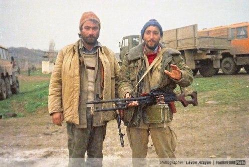 Guerra de Nagorno-Karabaj (17)