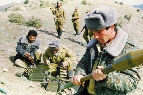 guerra de Nagorno-karabaj 1988-1994 (1)