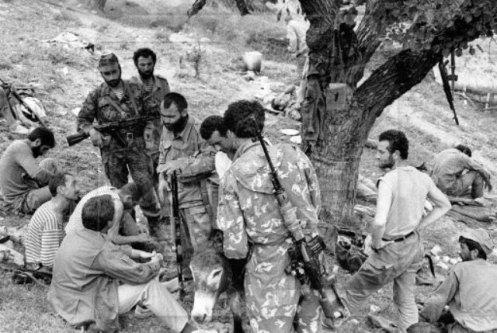guerra de Nagorno-karabaj 1988-1994 (26)