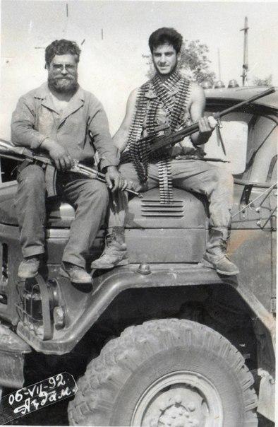 guerra de Nagorno-karabaj 1988-1994 (30)