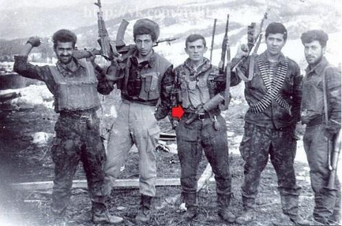 guerra de Nagorno-karabaj 1988-1994 (7)