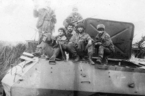 guerra de nagorno karabaj 1988-1994 tropas de Azerbaiyán (14)