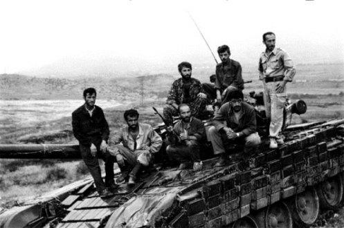 Guerra de Nagorno-Karabaj (3)