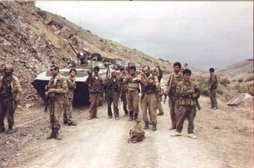 Guerra de Nagorno-Karabaj (5)