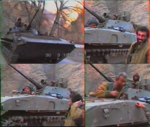 guerra de nagorno-karabaj fuerzas Armenias- BMP-2