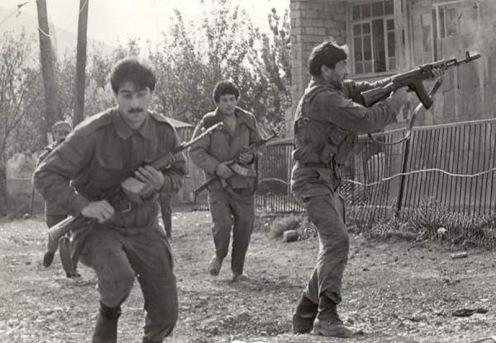guerra de Nagorno-Karabakh