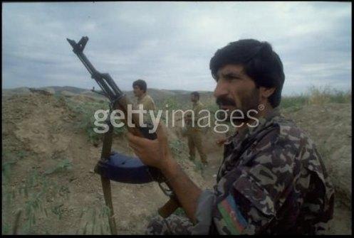 guerra nagorno-karabaj 1988-1994.