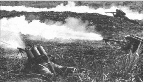 Guerra sino-vietnamita (2) lanzallamas