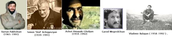 héroes de armenia