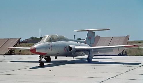 L-29A Delfin     Baku