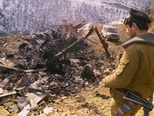 La última esperanza de Shusha. 1992