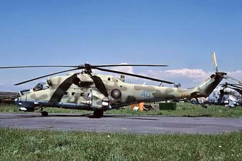 Mi-24P Hind-F