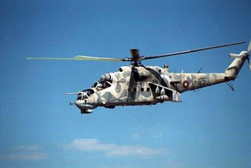 Mi-24P Hind-F  55