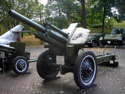obus M-30 122mm
