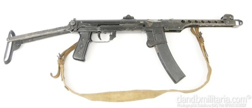 pps-43 sovietico