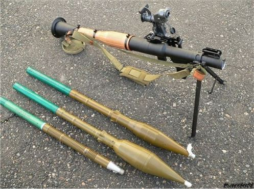 RPG-7V_rocket_propelled_grenade_launcher_Russia