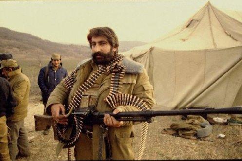 soldado armenio-guerra de nagorno-karabaj 1988-1994.
