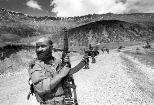 soldado armenio